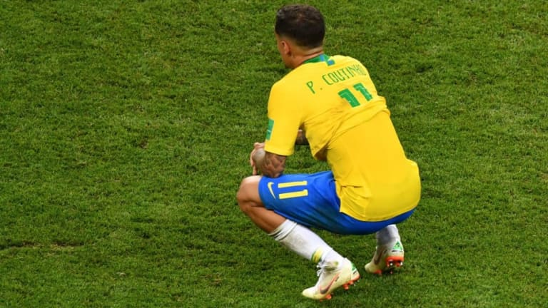 'We're Sad Because We Wanted to Win Badly': Philippe Coutinho Opens Up After Brazil's WC Elimination