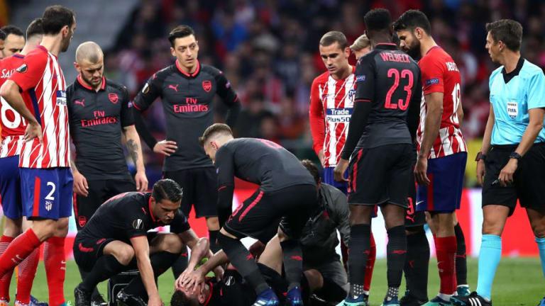 Arsenal Defender Laurent Koscielny Provides Positive Injury Update Ahead of 2018/19 Season