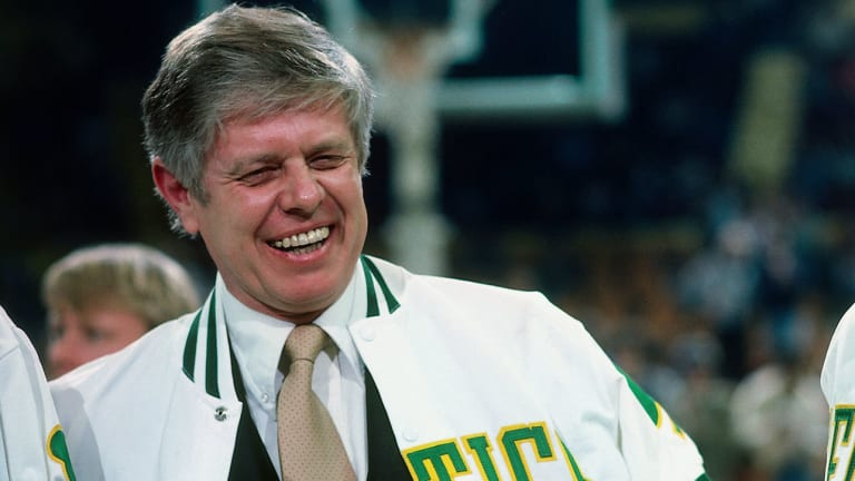 Former University of Kentucky, Celtics Standout Frank Ramsey Dies at 86