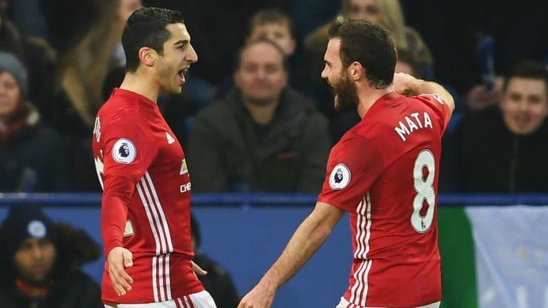 Juan Mata Sends Farewell Message to Ex-Teammate Mkhitaryan & Looks Ahead to Life With Sanchez