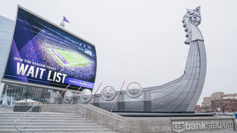 Did the Vikings' Loss Actually Help the City of Minneapolis?