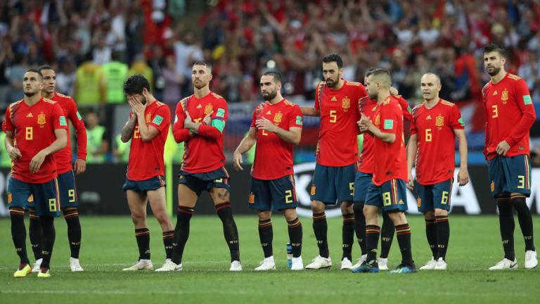 El único portero español que ha parado un penalti en una tanda con la selección