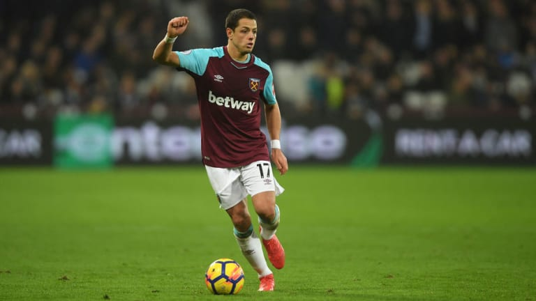 Deadly Duo: David Moyes Pleased With Chicharito and João Mário Performances
