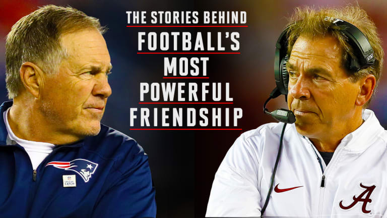 Belichick and Saban: The Stories Behind Football's Most Powerful Friendship
