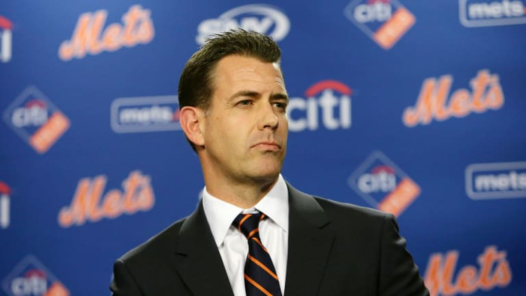 Who is New Mets GM Brodie Van Wagenen? An Unorthodox Choice for a Miserly Franchise