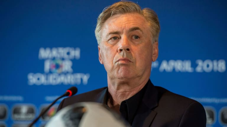Italian Report Claims Carlo Ancelotti Has Ruled Himself Out of Italy Job With Eyes for Club Position