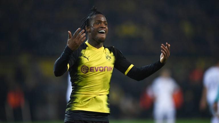 Michy Batshuayi 'Not Thinking' About Long-Term Future Despite Goalscoring Start at Borussia Dortmund