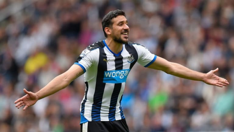 Always a Geordie: Newcastle Favourite Admits He 'Hopes He Could Be Back' on Tyneside One Day