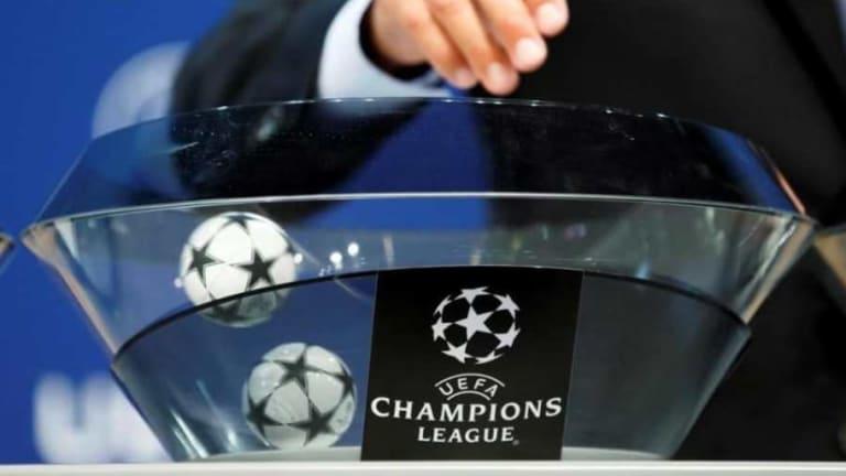 EN DIRECTO | Sigue el sorteo de la fase de grupos de la Champions League