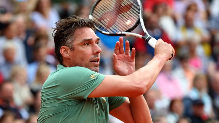 Michael Stich Talks Tennis Hall of Fame Induction, ATP Veterans, Next-Gen Players and More