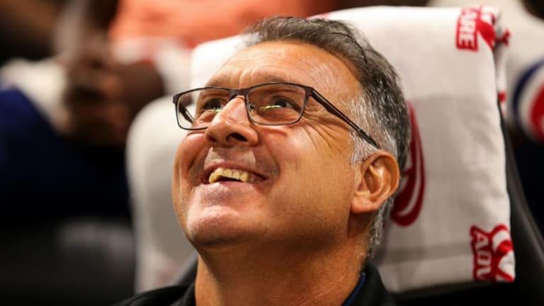 ¡DE RISA! | Martino toma con gracia estar ligado a la Selección Mexicana