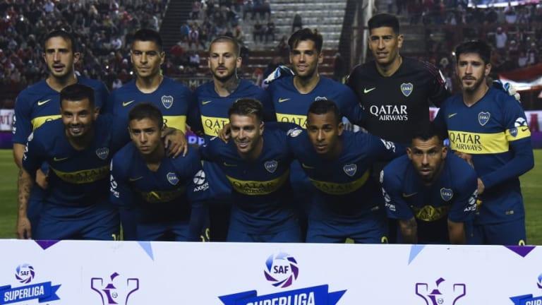 Argentinos 0-1 Boca Juniors | El unoxuno del Xeneize en el triunfo en la Paternal