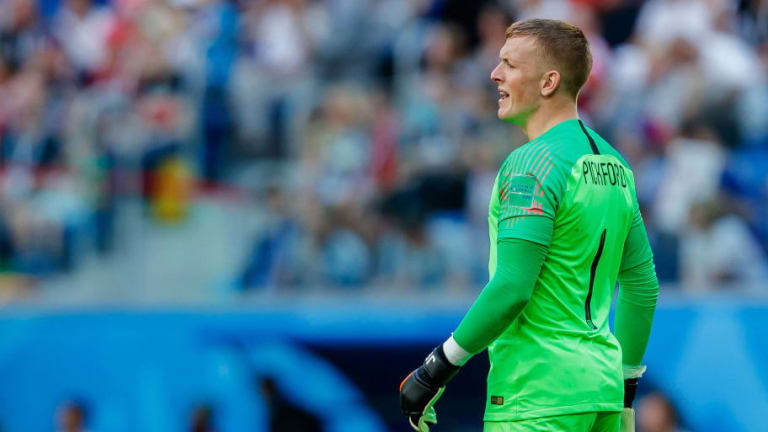Chelsea Identify Jordan Pickford as First-Choice Replacement for Real Madrid Bound Thibaut Courtois