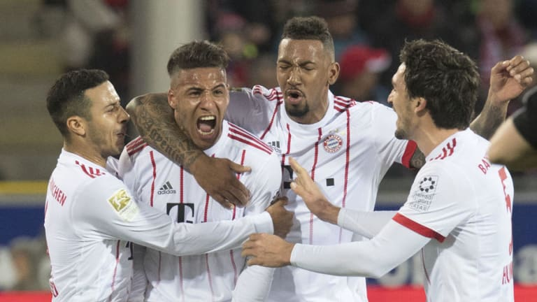BOMBAZO | El Bayern Munich va con todo por una de las figuras del fútbol argentino