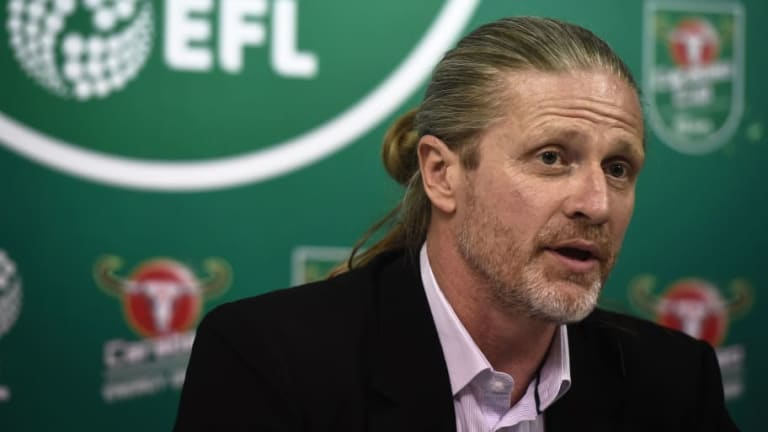 Sticking the Boot In: Emmanuel Petit Claims Lionel Messi 'Is Not a Leader Like Cristiano Ronaldo'