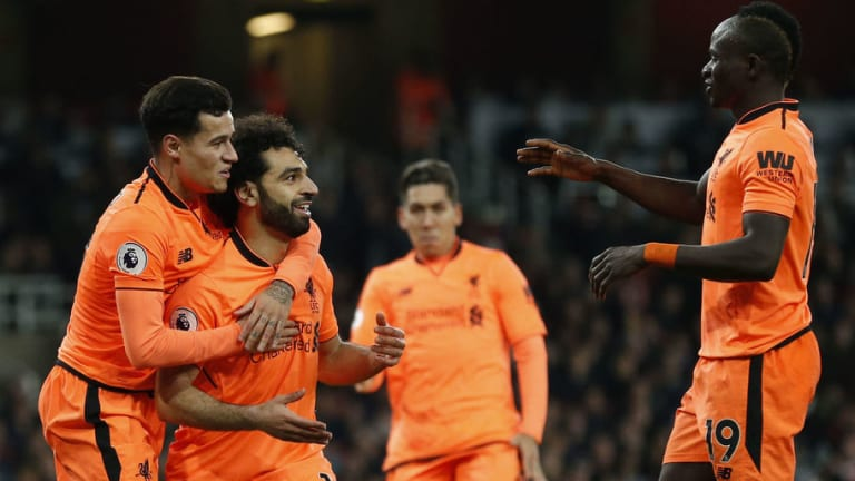 Premier League Legend Thierry Henry Hails Liverpool Star as More Effective Than Coutinho