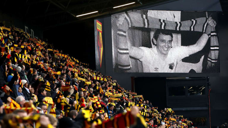Watford Legend & Ex-England Boss Graham Taylor to Be Commemorated With Vicarage Road Statue
