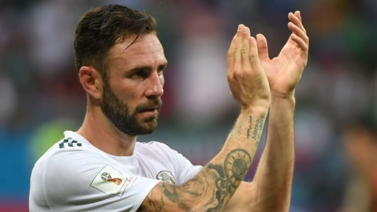 Arsenal Facing Competition From European Giants for Mexico Defender Miguel Layun