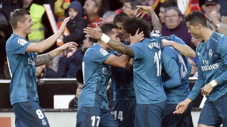Los únicos tres fichajes del Real Madrid en el mercado invernal desde la vuelta de Florentino Pérez