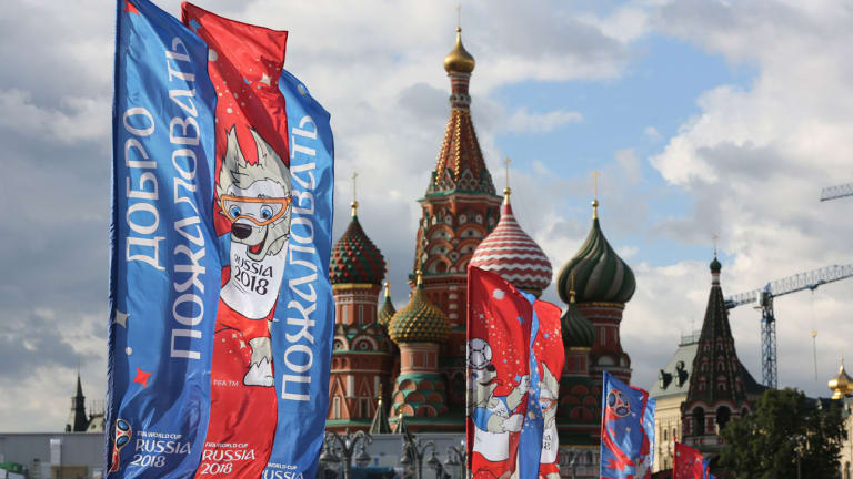 World Cup 2018 Daily Podcast: 2026 Vote, Impressions of Moscow; Guest Andrei Arshavin