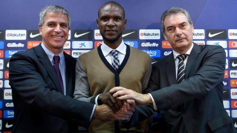 El proyecto del FC Barcelona y Abidal con Sergi Roberto la temporada que viene
