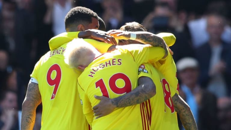 Watford 2-1 Newcastle United: Hornets Hang On to Secure Premier League Status for Another Season