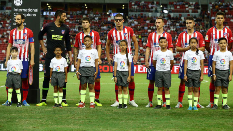 RENOVADOS | Los dorsales del Atlético de Madrid para esta temporada