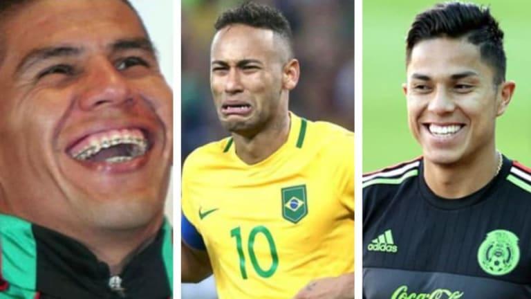 ¡TROLLEADA ÉPICA!   Brasileños confunden a Salcido en lugar de Carlos Salcedo y salen humillados