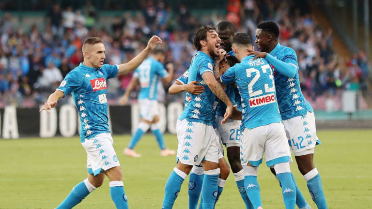 Napoli 2-0 Sassuolo: Report, Ratings & Reaction as Profligate Partenopei Ease Past Dogged Opponents