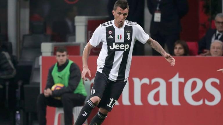 La Juventus estaría dispuesta a ofrecer a Mario Mandzukic a cambio de este jugador de la Premier