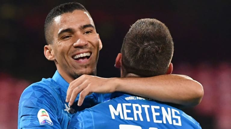 Allan Suggests Napoli's Victory Against Genoa Is 'Worth More Than Three Points'