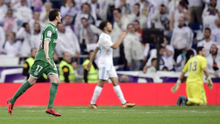 Los mejores tweets de la derrota del Real Madrid ante el Leganés (1-2)