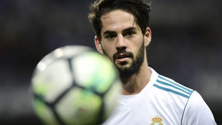 COMPARATIVA | Las estadísticas del Real Madrid con y sin Isco en el campo