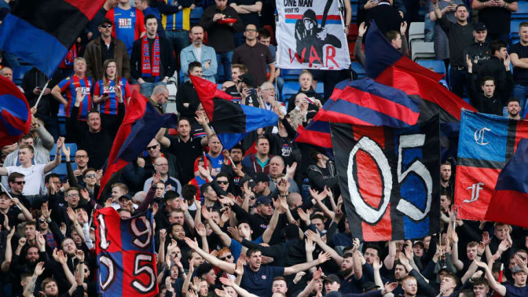 Football Fans Left Confused as AS Roma Tweet the Departure of Crystal Palace's Veteran Defender