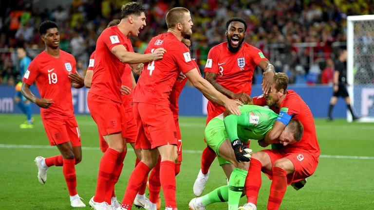 World Cup Daily Podcast: Just How Far Can England Go?