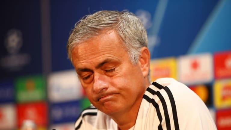 BOMBA | Mourinho tendría los días contados en el United y esta sería la fecha de su despido