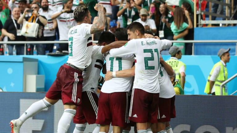 ¡LEYENDAS!   El Tri vuelve a romper récords históricos en el triunfo ante Corea