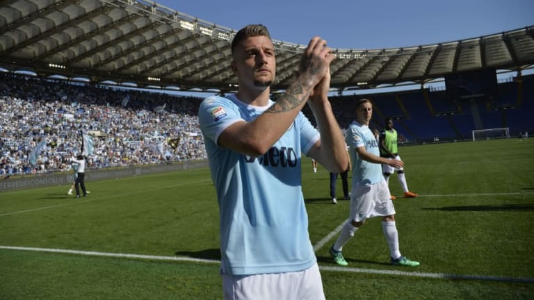 Sergej Milinkovic-Savic Reveals Man Utd Star Is His 'Idol' & Likens Himself to Man City Legend