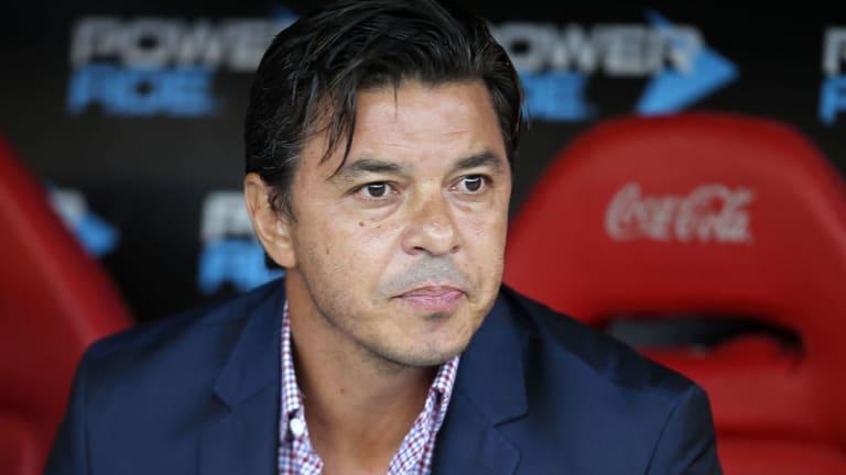 El probable equipo de River para enfrentar a Vélez