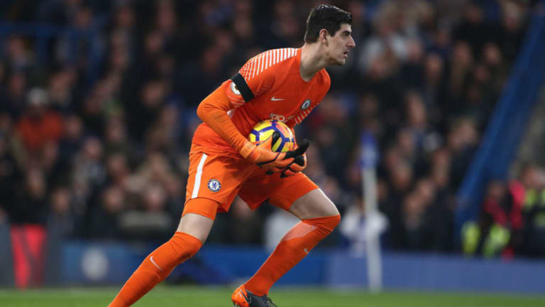 Chelsea Growing Increasingly Concerned That Thibaut Courtois Will Lose Fitness Race for Spurs Clash