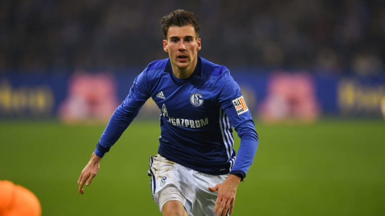 German Newspaper Reveals Leon Goretzka's Monstrous Proposed Wage at Bayern Munich