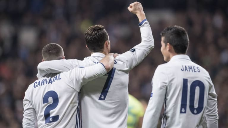 ¿Vuelve James al Real Madrid?