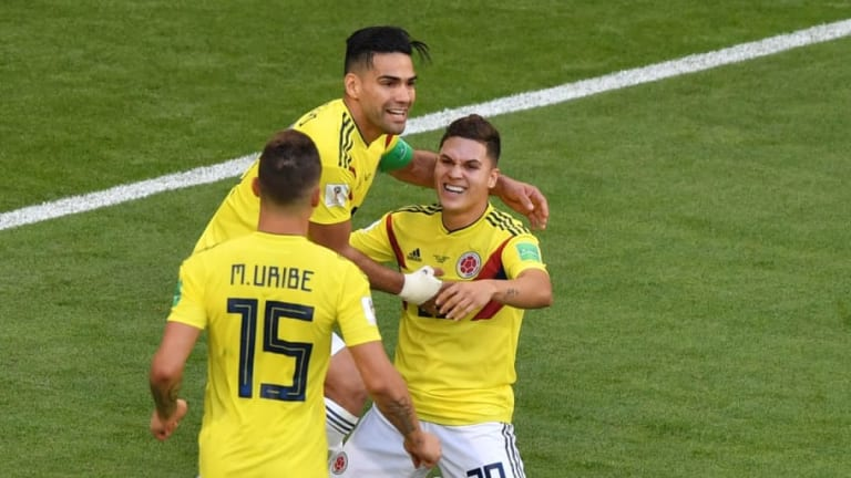 Spurs Readying Offer for World Cup Star & Madrid Target After He Inspires Colombia to Top Group H