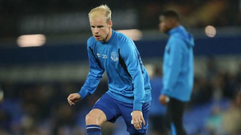 Everton Midfielder Davy Klaassen Nearing Werder Bremen Move With Medical Scheduled