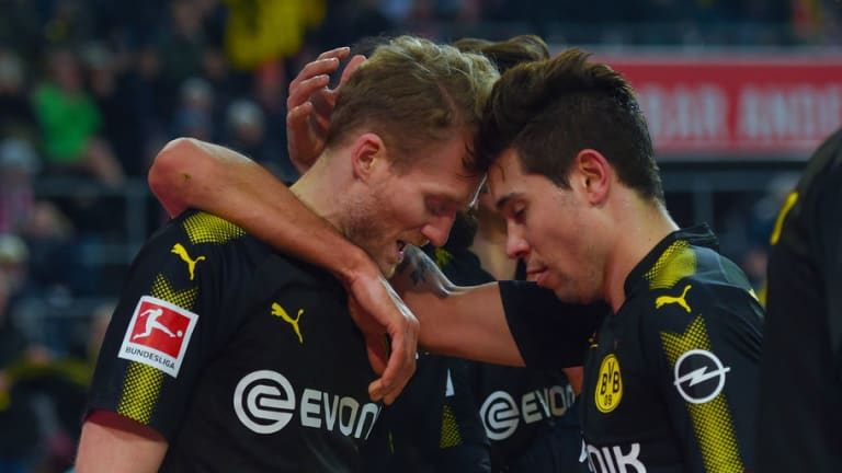 Borussia Dortmund CEO Watzke Threatens Player Clear-Out if Results Do Not Pick Up