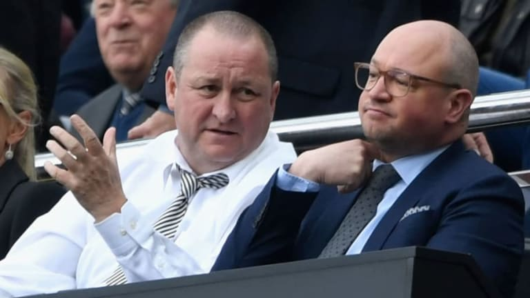 Former Newcastle Executive Tony Jiminez Claims Owner Mike Ashley Refused to Sign World Cup Finalist