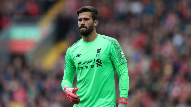 Alisson Reveals How Philippe Coutinho Helped Convince Him to Move to Liverpool