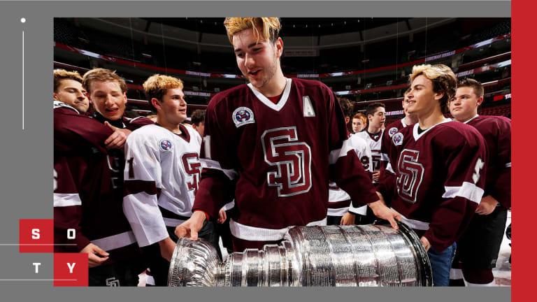Marjory Stoneman Douglas Ice Hockey Team Inspired Change After Deadly School Shooting