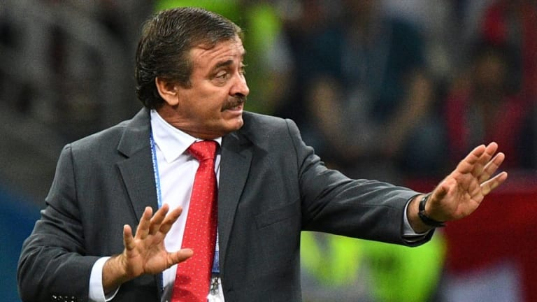 Oscar Ramirez Laments Tough Group as Costa Rica End World Cup Campaign With Respectable Draw