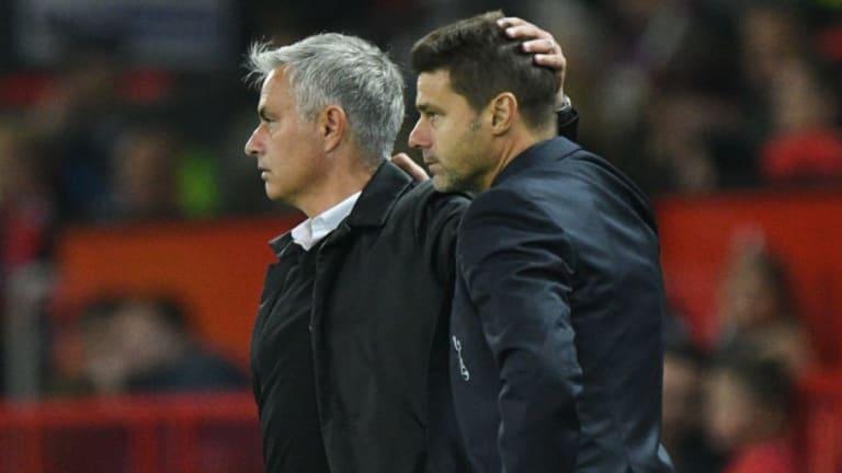 REVEALED: Premier League Fans Decide if Jose Mourinho or Mauricio Pochettino Has the Better Style